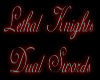 LethalKnights DualSwords