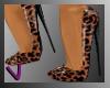 [ves]leopard print pumps