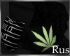 Rus Weed Pouf