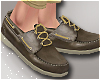 Dock Shoes Brown