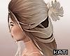 Kaye Messy Fall Bleached