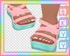 Kids Dino Sandals
