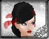 DD Vampire Wedding updo