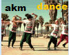 akm dance