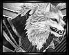 Evil White Wolf -Outfit-