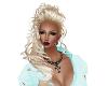 White Blonde Friselda