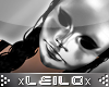 ! L! Silver Mask F