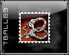 Handcuffs Stamp