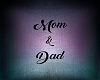 Mom & Dad Floor Mat
