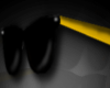 DVS LUXE Blk/Gold Rayban