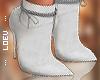 e White Boots!