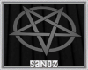 S. Pentagram Decor