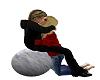 Christmas Snowball Kiss