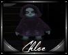 Animated Halloween Girl