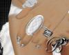 [B]diamond glam ring