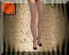 Purple heels & stockings