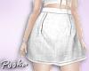 | White Skirt