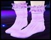 *Y* Dream Socks Lila