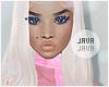 J | Raven white