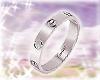 Love ring / Left