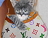 LOUIS V CAT BAG <3