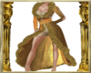 Golden Lady Coat