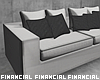 Black Grey Couch