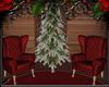*E* Christmas Cabin