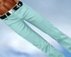 Light Blue Diesel Pants