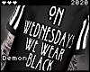 ◇On Wednesdays Tee
