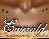 I~Emerald Clav Piercings