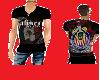 jal.chivas *Vneck Shirt*