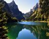 Cozy Mountain-Lake Cabin