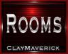 CM! Rooms Logo