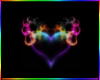 (R)Neon Heart Top