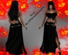 RQ-Black Devil Dress