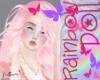 N/B Barbie Doll Rainbow