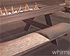 Fall Love Patio Table