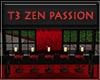T3 Zen Pass 7P Bar Table