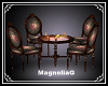 ~MG~ Table & Chairs