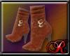 R1313 Cognac Honey Boots