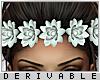 0 | Flower Headband | V2