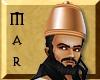 ~Mar Helm Sumerian Bronz