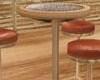 Classy Western Bar Table