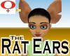 Rat Ears -Womens
