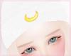 ✿Luna` Hair+Hat .Grey