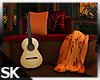 SK|Autumn Guitar Chair