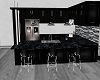 Black n Silver Kitchen 2