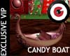 Candy Boat