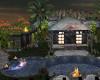 Tropical garden - R69